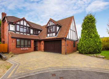 Thumbnail 5 bed detached house for sale in Davis Close, Barrs Court, Bristol