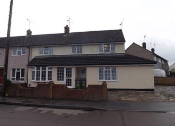 Thumbnail 5 bed end terrace house for sale in Basildon, Essex, United Kingdom