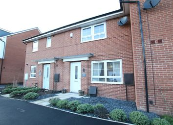 Thumbnail 2 bed terraced house for sale in Capesthorne Road, Teal Park Farm, Washington