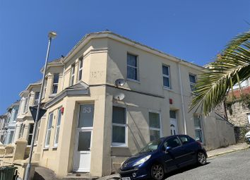 Thumbnail 1 bed flat to rent in Ashford Road, Mannamead, Plymouth
