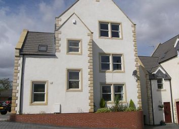 Thumbnail 5 bed detached house to rent in Nedderton Village, Bedlington