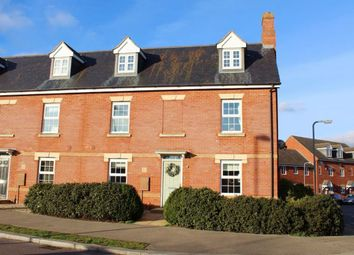 Thumbnail 4 bed semi-detached house for sale in Kent Road, St Crispins, Northampton