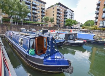 Thumbnail 1 bedroom houseboat for sale in Fred, Limehouse Basin Marina