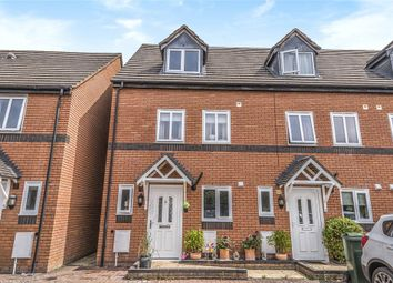Thumbnail 3 bed semi-detached house for sale in Felton Close, Ludlow, Shropshire
