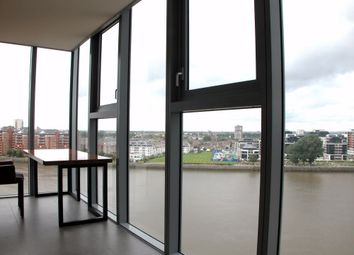 Thumbnail 2 bed flat to rent in Falcon Wharf, Lombard Road, Battersea Riverside, Battersea