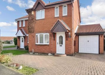 Thumbnail 3 bedroom semi-detached house to rent in Carrick Drive, Blyth