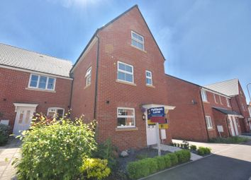 Thumbnail 4 bed end terrace house for sale in Tyne Way, Rushden