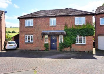 Thumbnail 4 bed detached house for sale in Phoenix Close, Langley Park, Durham