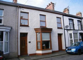 Thumbnail 3 bed terraced house for sale in Madoc Street, Porthmadog, Gwynedd