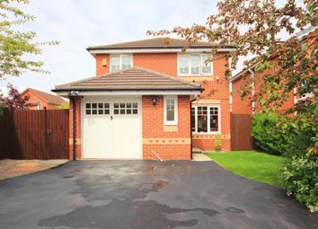 Thumbnail 3 bed detached house for sale in Weston Grove, Halewood, Liverpool