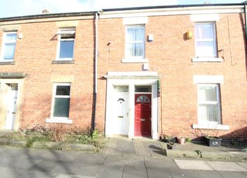 Thumbnail 3 bed flat to rent in Gainsborough Grove, Newcastle Upon Tyne