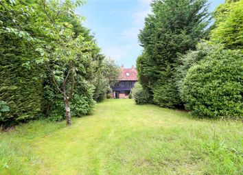 Thumbnail 4 bed mews house for sale in Milland Lane, Liphook, Hampshire