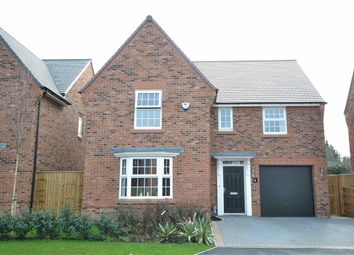 Thumbnail 4 bed detached house to rent in Symmonds Close, Wilmslow, Cheshire