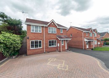 Thumbnail 5 bed detached house for sale in Holly Drive, Coventry