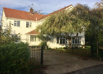 Thumbnail 5 bed detached house to rent in Church End, Frampton, Boston