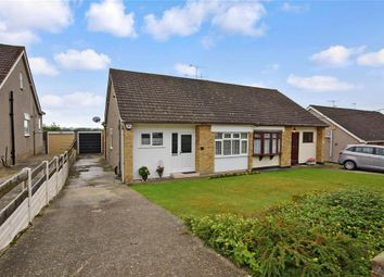 Thumbnail 2 bed semi-detached bungalow for sale in Highfield Road, Billericay, Essex