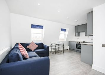 Thumbnail 1 bedroom flat for sale in Stoke Newington High Street, Stoke Newington