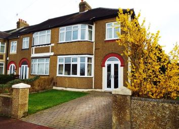 Thumbnail 3 bed end terrace house for sale in Hunters Way West, Chatham, Kent, .