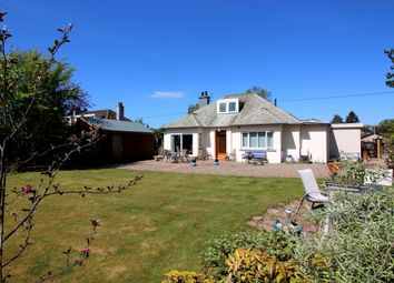 Thumbnail 4 bed detached bungalow for sale in Golf Course Road, Rosemount, Blairgowrie