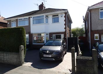 Thumbnail 3 bed semi-detached house for sale in Seymour Drive, Overpool, Ellesmere Port
