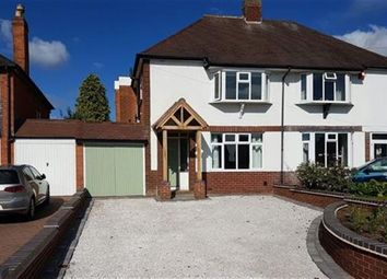 Thumbnail 3 bed property to rent in Worcester Lane, Sutton Coldfield, Sutton Coldfield