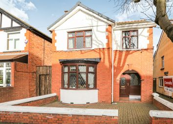 Thumbnail 3 bedroom detached house for sale in Victoria Road, Wednesfield, Wolverhampton