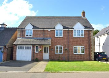 Thumbnail 5 bed detached house for sale in Chapel Drive, Ambrosden, Bicester