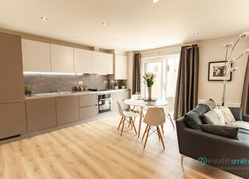 Thumbnail 1 bed flat to rent in Lemont Road, Totley Rise, Sheffield