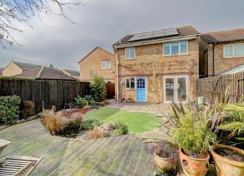 The Crofters, Stretham, Ely CB6. 3 bed detached house for sale