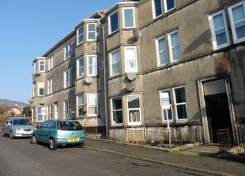 Thumbnail 2 bedroom flat for sale in Alexandria Terrace 3 William Street, Dunoon