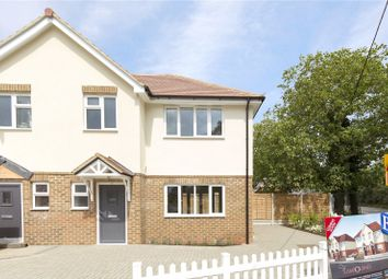 Thumbnail 3 bed semi-detached house for sale in Wilsman Road, South Ockendon, Essex