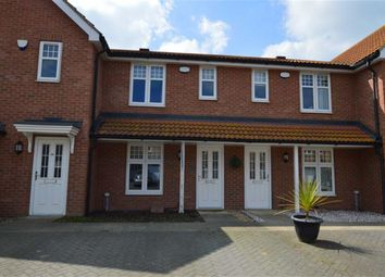Thumbnail 2 bed terraced house for sale in Rawson Way, Hornsea, East Yorkshire