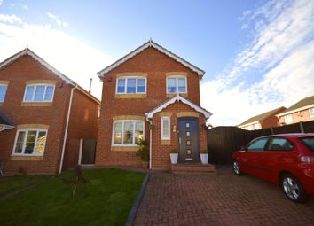 Thumbnail 3 bed detached house to rent in Turin Close, Meir Hay, Stoke-On-Trent