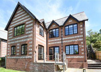 Thumbnail 5 bedroom detached house for sale in Chapel Lane, Winterborne Stickland, Blandford Forum, Dorset