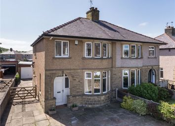 Thumbnail 3 bed semi-detached house for sale in Kendal Road, Hellifield, Skipton, North Yorkshire