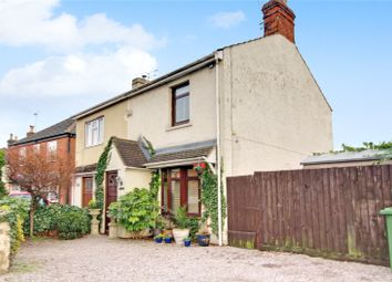 Thumbnail 2 bed semi-detached house for sale in Beechcroft Road, Upper Stratton, Swindon, Wiltshire
