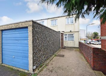 Thumbnail 4 bedroom end terrace house for sale in Limes Avenue, Chigwell, Essex