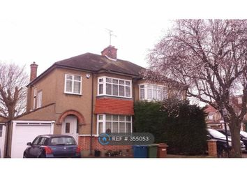 Thumbnail 3 bed semi-detached house to rent in Alfriston Avenue, North Harrow
