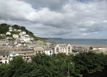 Thumbnail 2 bed flat to rent in Hannafore Road, West Looe, Looe