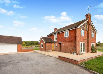 Thumbnail 4 bed detached house to rent in Lonesome Lane, Reigate