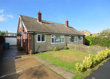 Thumbnail 3 bed bungalow for sale in Sea View Close, Scarborough