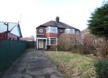 Thumbnail 3 bed semi-detached house for sale in Leads Road, Sutton-On-Hull, Hull