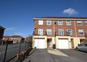 Thumbnail 4 bed end terrace house for sale in Hart Place, Pengam Green