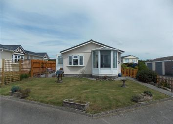 Thumbnail 1 bed mobile/park home for sale in Primrose Way, Trevadlock Hall Park, Launceston
