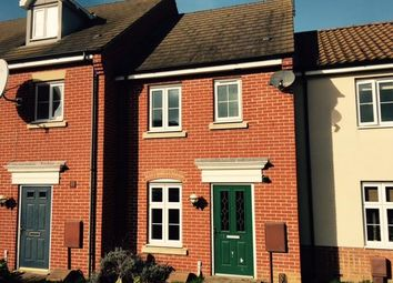 Thumbnail 2 bedroom terraced house to rent in Beechan Drive, King's Lynn