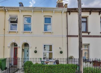 Thumbnail 3 bed terraced house for sale in Brighton Road, Cheltenham