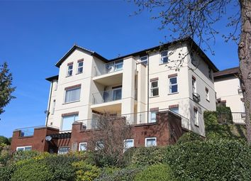 Thumbnail 3 bed flat for sale in Middle Warberry Road, Torquay