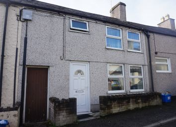 Thumbnail 2 bedroom terraced house for sale in Pentrefelin, Amlwch