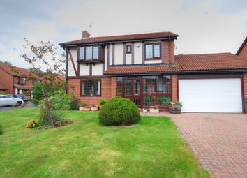 4 bed detached house for sale in Whinham Way, Morpeth NE61