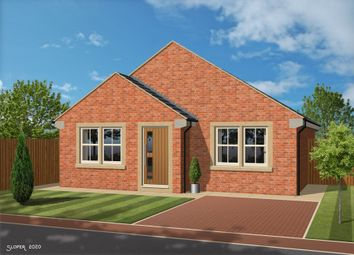 Thumbnail 2 bed detached bungalow for sale in Plot 5, Heysham Court, Monk Bretton, Barnsley